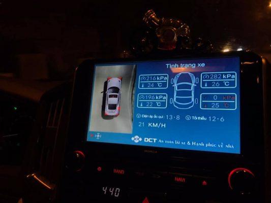 Camera 360 toàn cảnh ô tô DCT | Ghi hình kể cả khi tắt máy