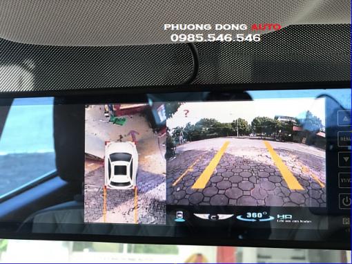 Camera 360 Gogamichi Màn hình gương ô tô