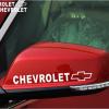 Tem tai gương theo xe Chevrolet cực hay