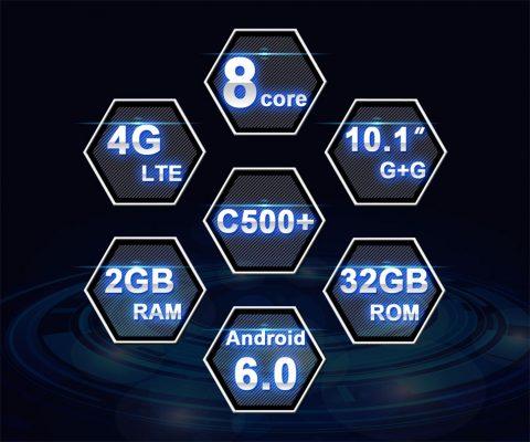ben trong dvd ownice phuongdongauto com 480x400 DVD Android theo xe HONDA CITY – Trải nghiệm DVD C500+