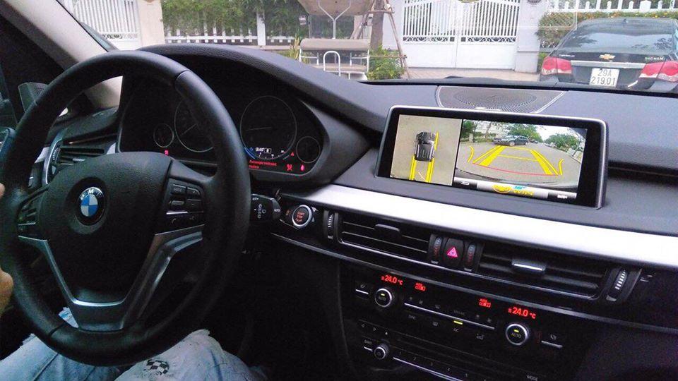 Camera 360 Owin Pro BMW X5 – Lắp đặt chuyên nghiệp
