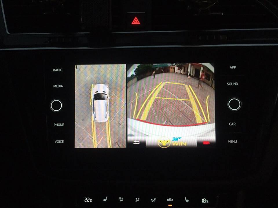 Camera 360 Owin Pro Volkswagen Tiguan