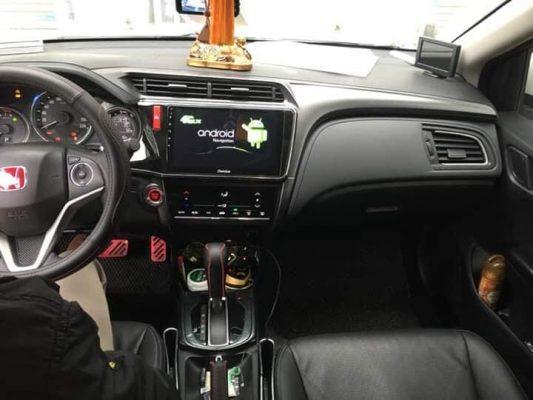 honda city android c500 phuongdongauto com 1 533x400 DVD Android theo xe HONDA CITY – Trải nghiệm DVD C500+