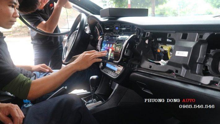 lap dat nhanh va chuyen nghiep dvd zestech phuongdongauto net 711x400 DVD Android theo xe HONDA CITY – Trải nghiệm DVD C500+