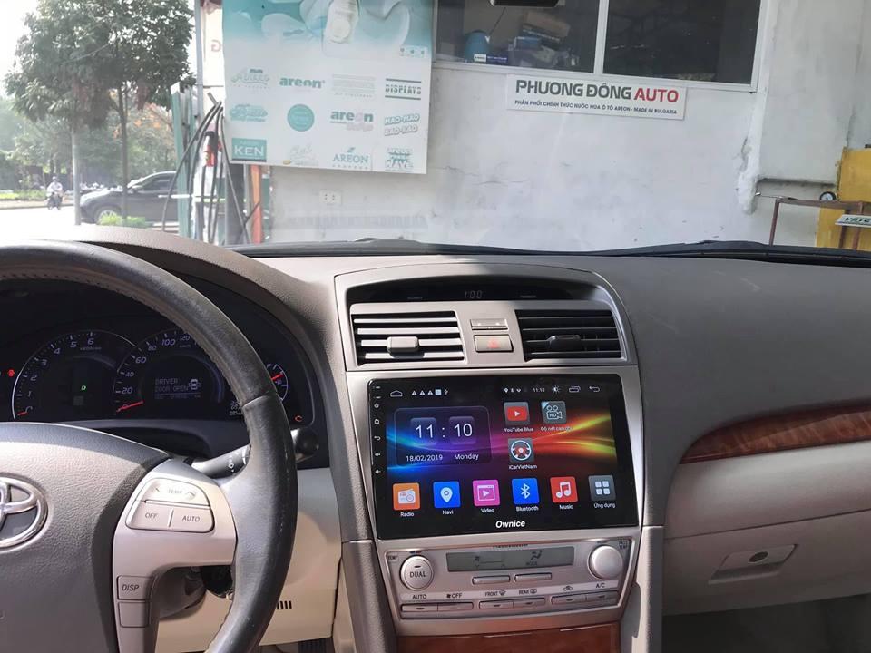 DVD Android theo xe TOYOTA ALTIS Chính Hãng