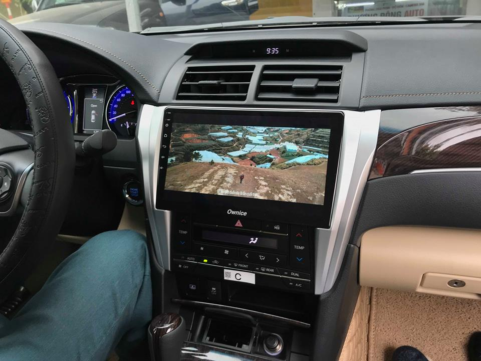 DVD Ownice C500+ theo xe Toyota CAMRY