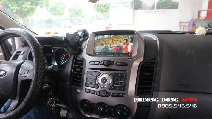 DVD Zestech theo xe ford ranger XLS