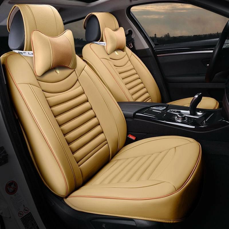 Các mẫu lót đệm ghế da ô tô giá rẻ
