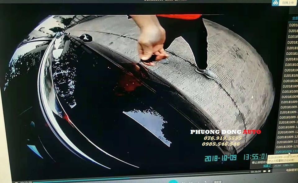 Hướng dẫn xem video Camera 360 ô tô trên máy tính