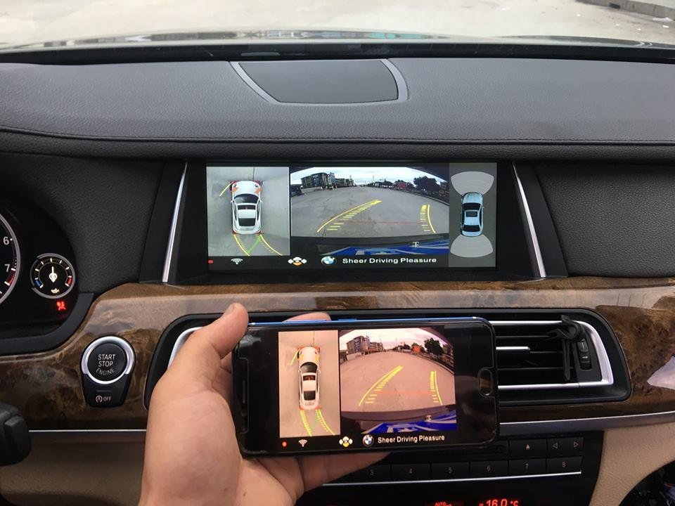Camera 360 ô tô Chính Hãng | Camera 360 DCT Cao Cấp
