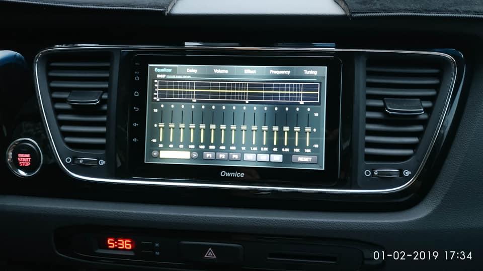 Tìm hiểu DVD Ownice C800 DSP 6 và 8 kênh âm thanh