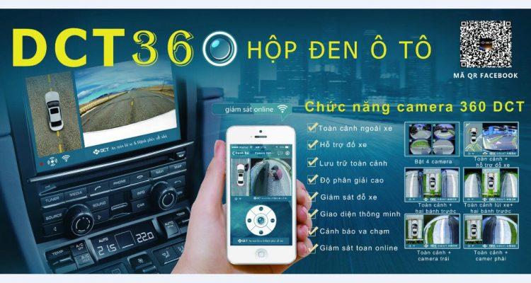 12 Các tính năng CAMERA 360 DCT-Phuongdongauto com