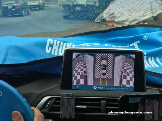 Camera 360 DCT cho xe PEUGEOT 5008 rẻ nhất