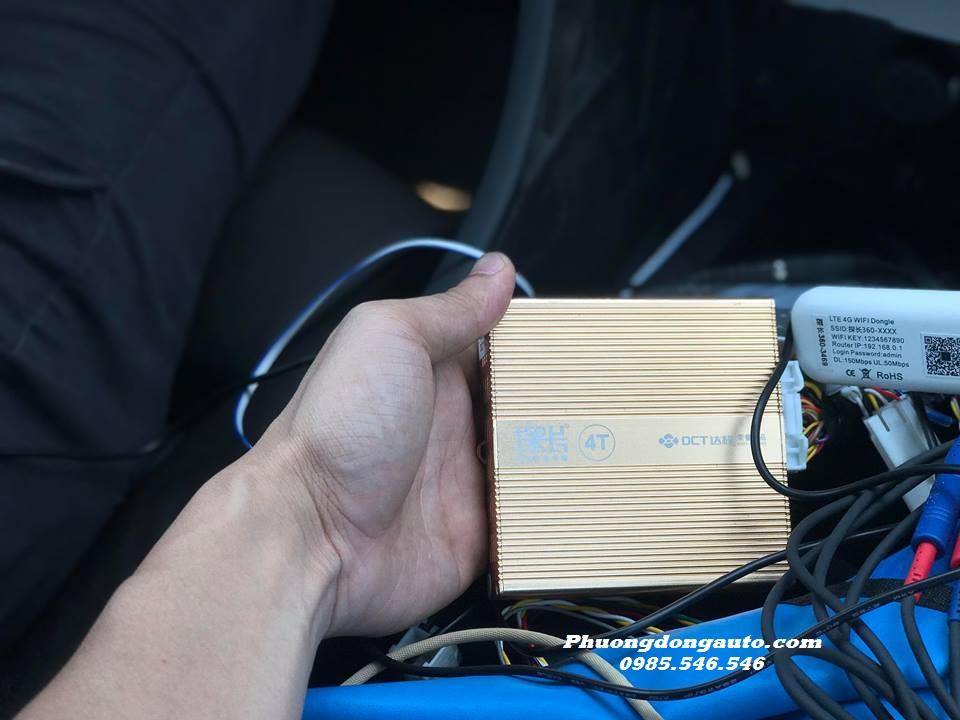 Camera 360 DCT bản 4T hà nội