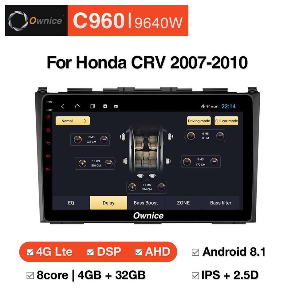 Cấu hình DVD Owince C960 đánh bại mọi so sánh