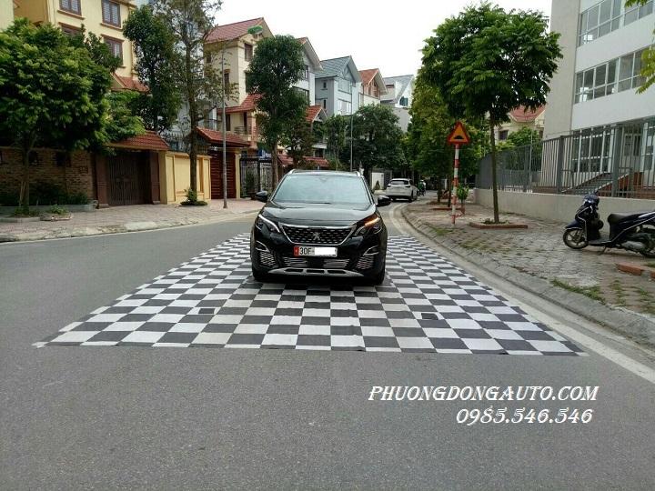 Trang bị Camera 360 DCT cho Peugeot 3008 | Bản T3