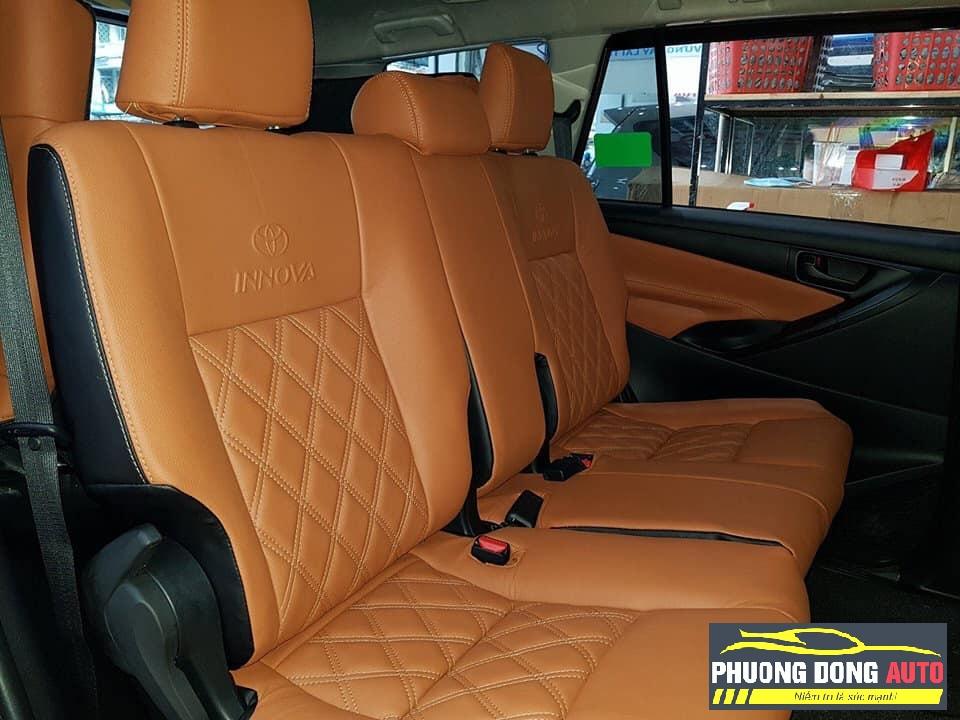 Các mẫu bọc ghế da ô tô đẹp nhất | Phần 1