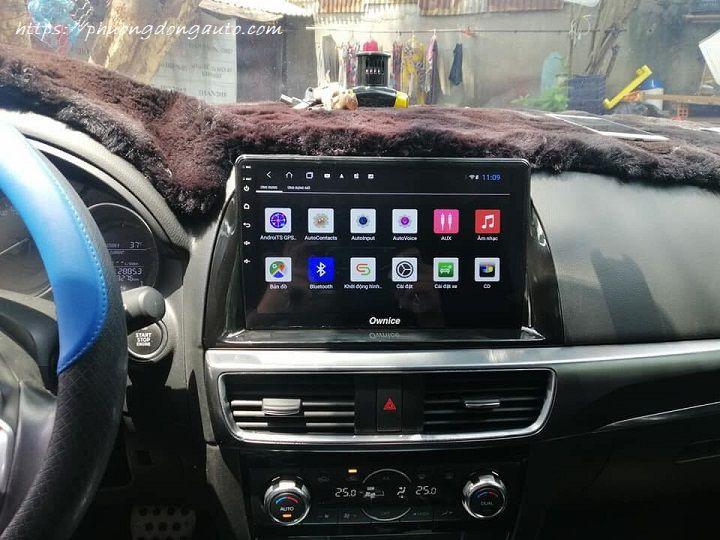 DVD Owince C960 Optical dành cho xe Mazda