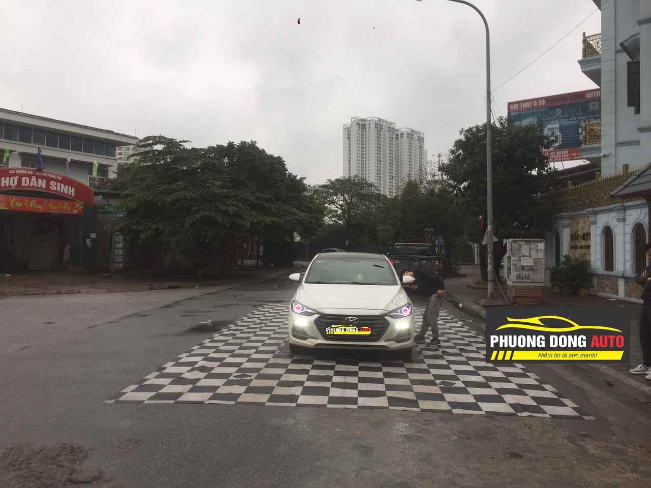 Camera 360 DCT cho Hyundai ELANTRA 2018 | Bản T3