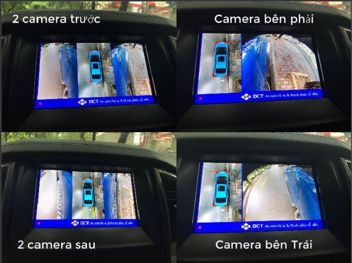 Camera 360 raptor