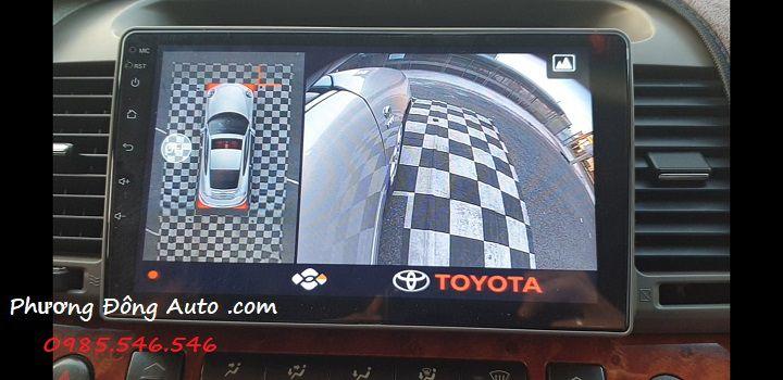 Camera 360 Toyota Camry tốt nhất