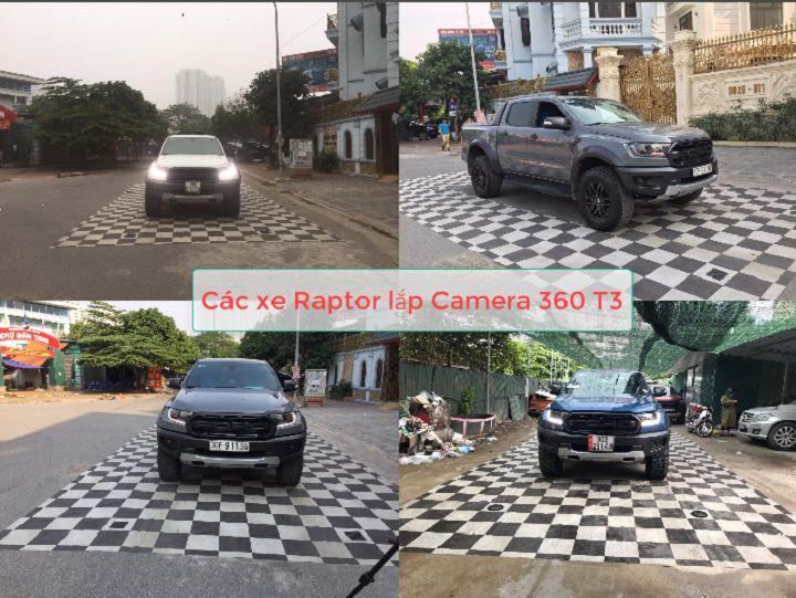 Camera 360 Raptor 2020