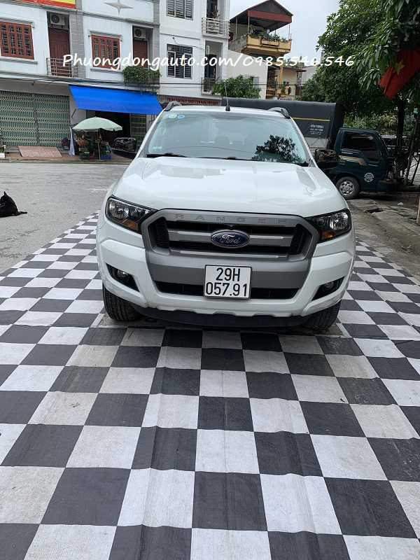 Camera 360 DCT Ford Ranger XLS 2017