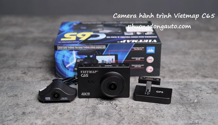 Camera hành trình Vietmap C65 | Đỉnh cao an toàn