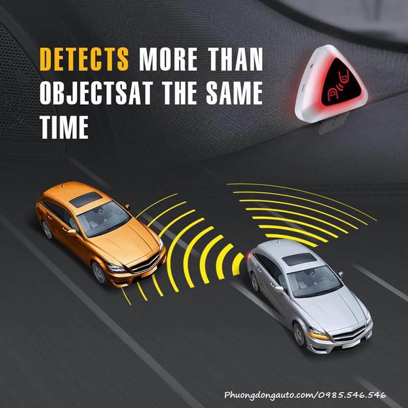 Cảnh báo điểm mù ô tô | Cảnh báo va chạm sớm ô tô