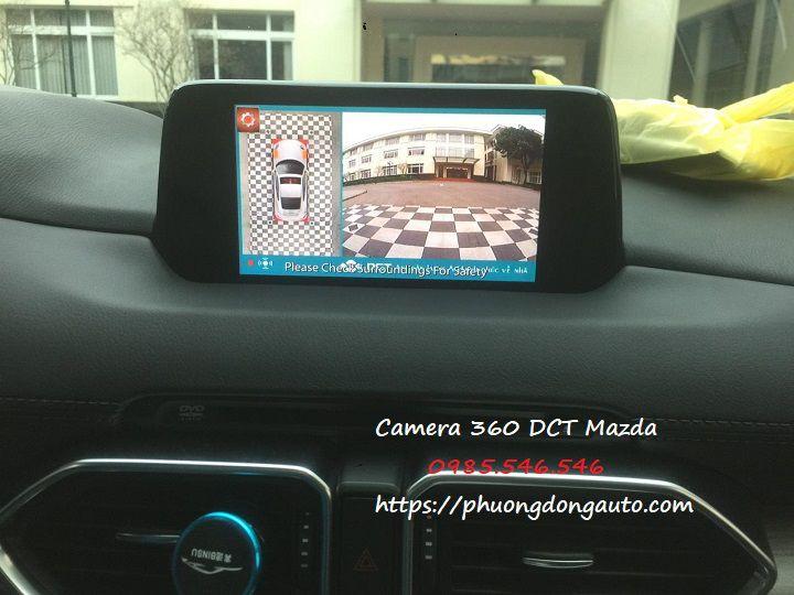 Camera 360 Mazda CX8 tốt nhất