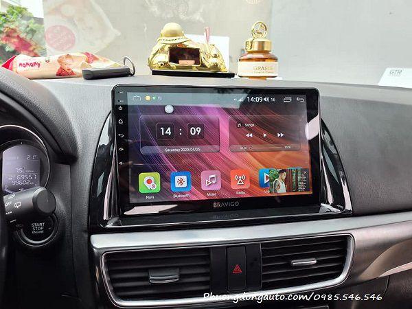 Màn Android Mazda CX5 2016 rẻ nhất