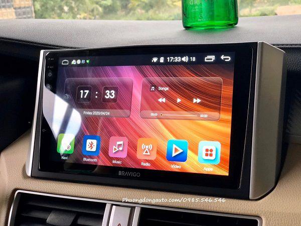 Màn hình Android Bravigo Xpander