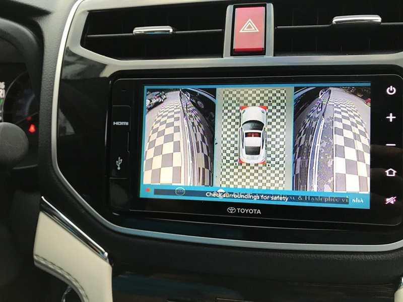 camera 360 ô tô rẻ nhất