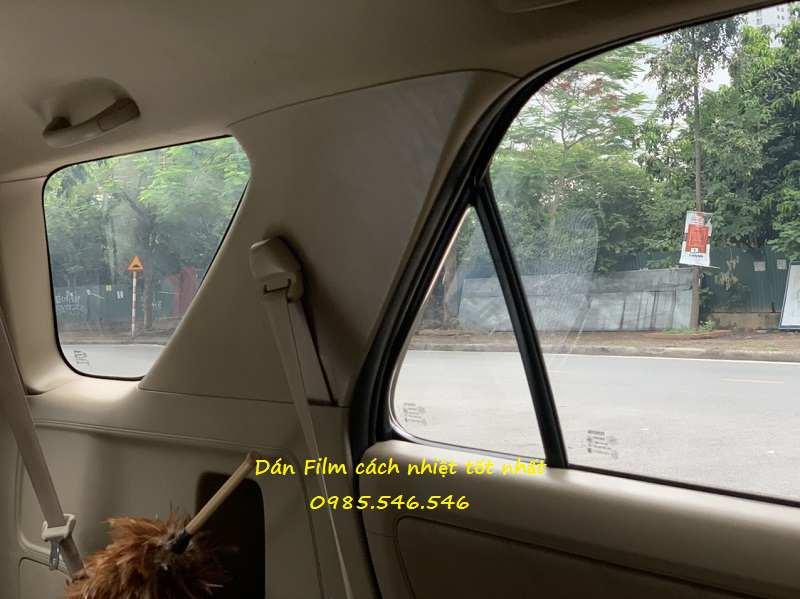 Dán film cách nhiệt ô tô rẻ nhất