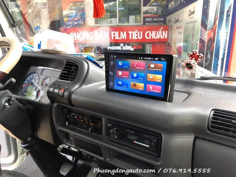 Màn hình android xe tải rẻ nhất