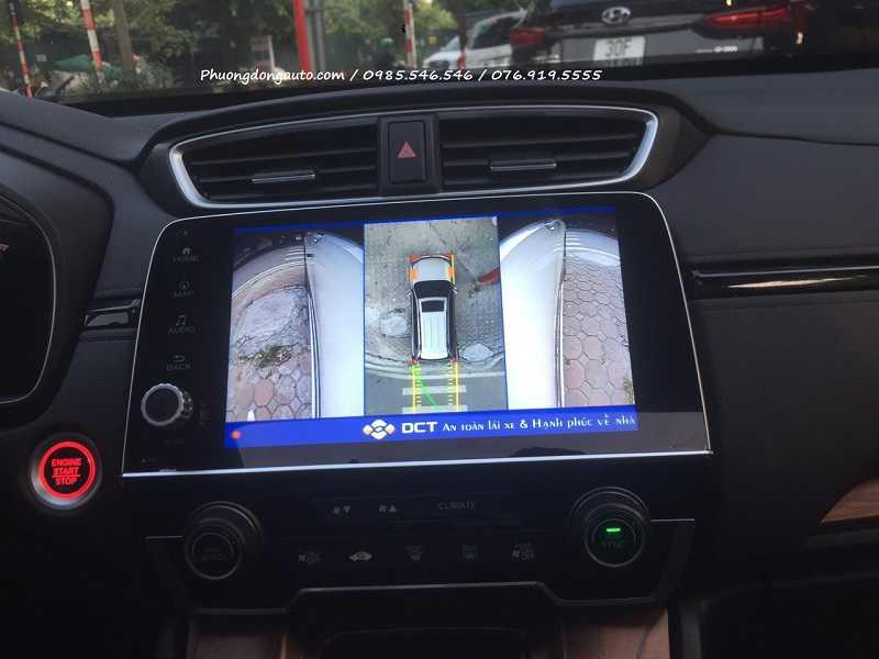 Màn hình Android Honda CRV
