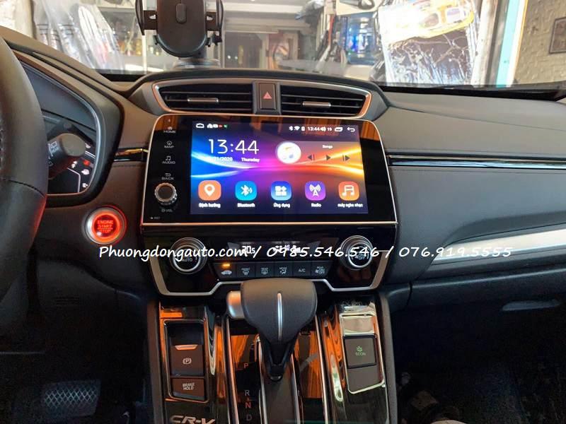 Màn hình Android Honda CRV 2020 | Màn hình Android liền khối