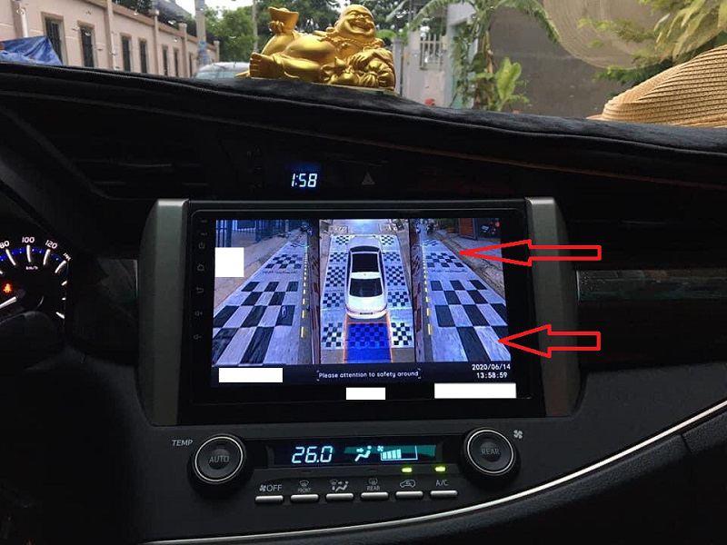 Camera 360 DCT bản 2T tốt nhất