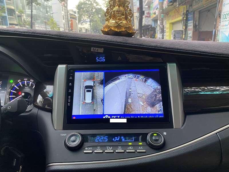 Camera 360 Toyota INNOVA 2019