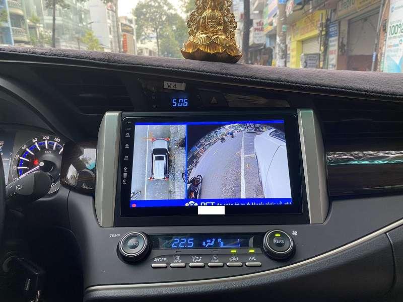 Camera 360 Toyota INNOVA 2020