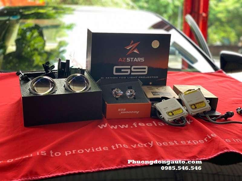 Đèn Bi gầm Azstars Aozoom G9 | Bi gầm theo xe Camry