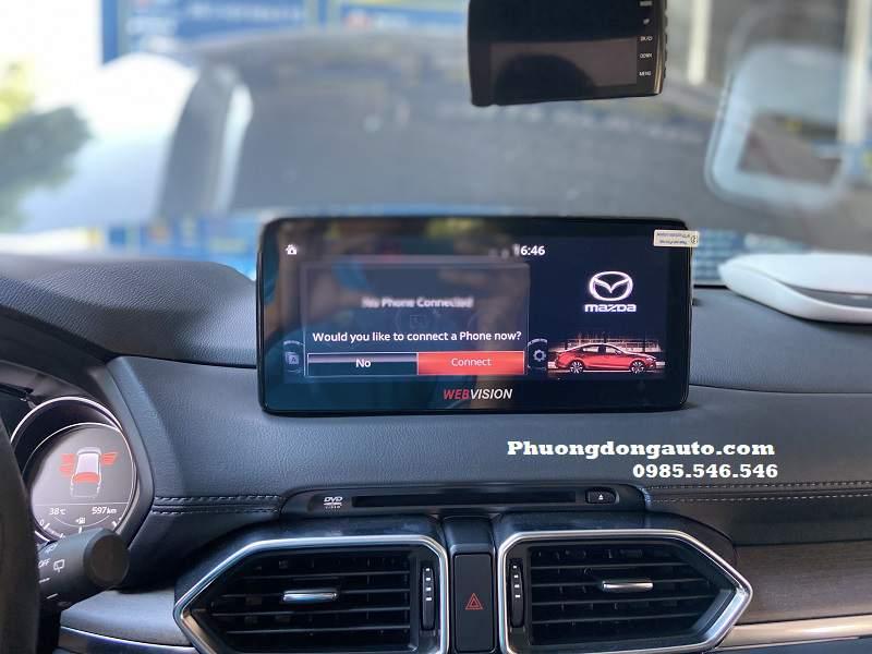 Màn Webvision Android Mazda CX5 2020