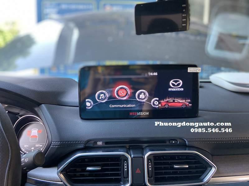 Màn Webvision Android Mazda CX5