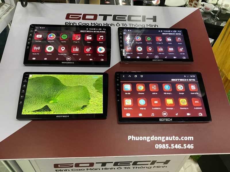 Nên lựa chọn màn Android Gotech nào rẻ nhất