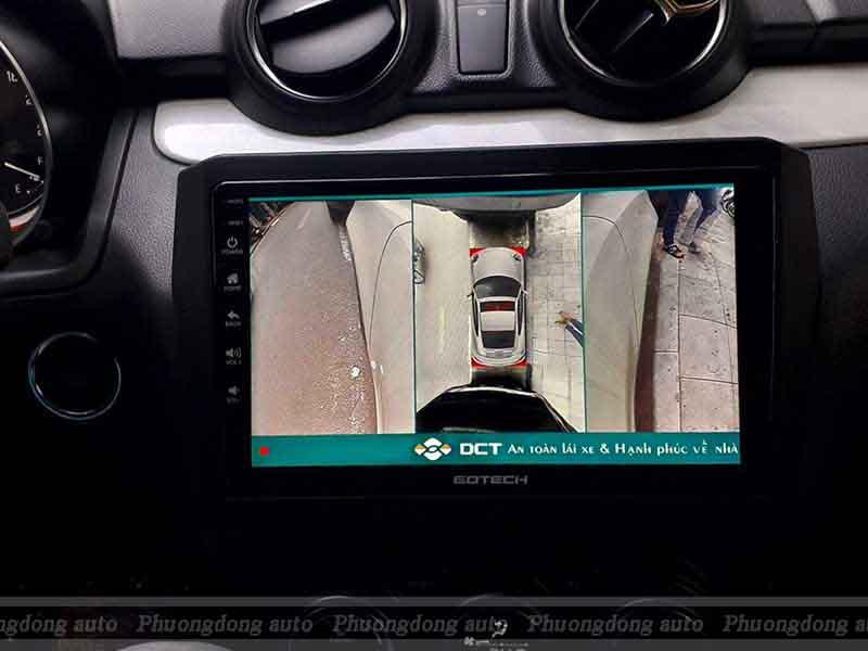 Camera 360 dct