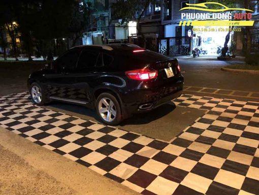 Camera 360 BMW X6