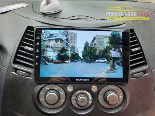 Màn hình androi Mitsubishi Grandis