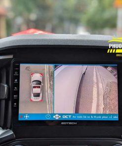 Camera 360 Chevrolet Trailblazer Chính Hãng DCT
