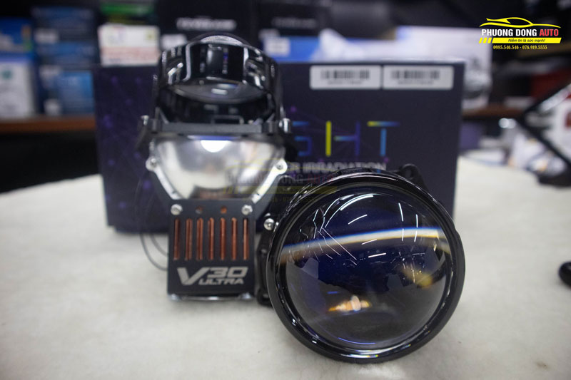 Đèn Bi Led X-Light V30 Ultra