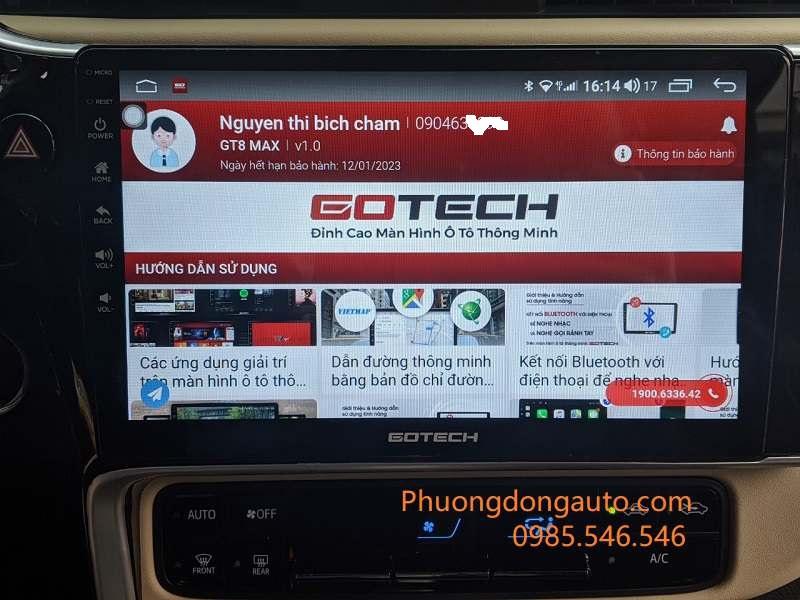 5 điều chú ý Khi Lắp màn hình Android cho ô tô